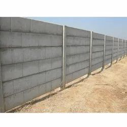 Folding Concrete Precast Wall Compound