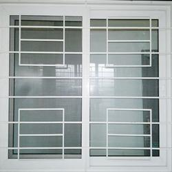 UPVC Grill Window