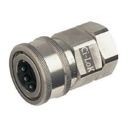 Snap Tite Type Quick Release Coupling