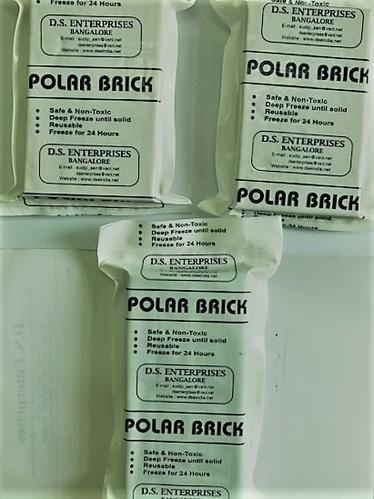 Pheno Foam Brick Ice Pack