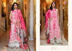 Organza Pakistani Stye Suit