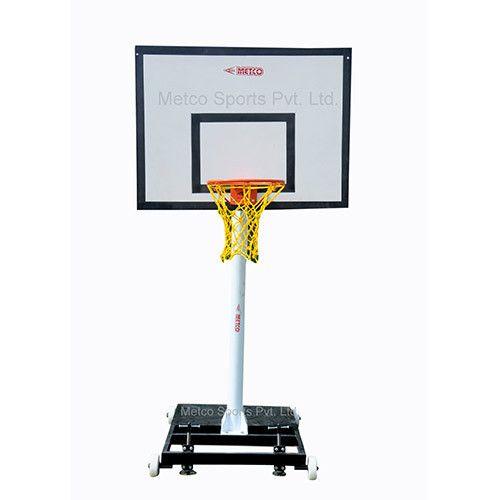 Movable Height Adjustable Basketball Pole