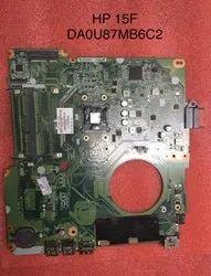 HP 15F U87 Part no: ( DA0U87MB6C2) Motherboard