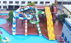 Combination Slide Water Park