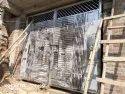 Polished Decorative Steel Door