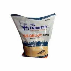 Mr Engineer Polymer Based Tile Grout, Packaging Type: Plastic Packer