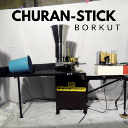 Automatic Churan Stick Making Machine