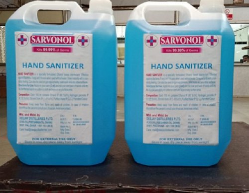 Liquid Sanitizers