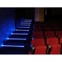 LED Step Lights for Movie Theatres