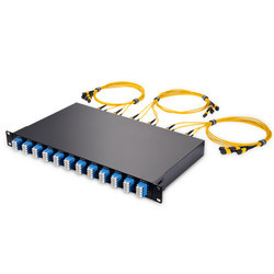 12 Port Fiber Patch Panel At Rs 2000 Piece Fiber Optic Patch Panel Id 13011572612