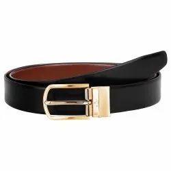 Branded Elliot Reversible Italian Leather Belt