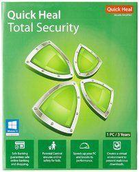 QUICK HEAL TOTAL SECURITY 3Y1U