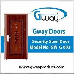 Gway Security Steel Door GW G003