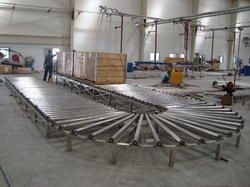 Stainless Steel Industrial Conveyor