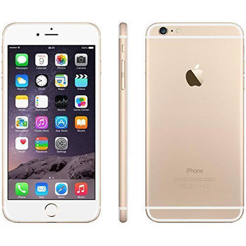 93450b6b27f538 Gold Used 16 GB Apple IPhone 6, Rs 12000 /piece, Manvi Infotech ...