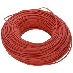 Red Electrical Wires, Packaging Type: Roll, Crossectional Size: 1.5 Sqmm