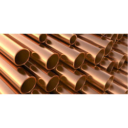 Round Copper Nickel Pipe