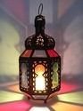 Vintage Coloured Lamp