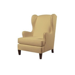 Designer Wooden Sofa Chair WKC-203 for Home