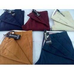 Casual Wear Men's Cotton Pants