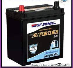 AR540 40-L SF Sonic 3 WHEELER Batteries