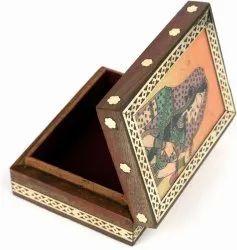 Handmade Wooden Small Box