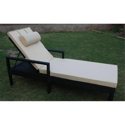 Poolside Lounger and Sun Bed