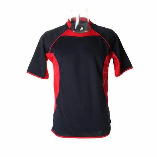 10130fba278 Men Lycra Cotton Mens Sport T Shirt, Rs 300 /piece, Venus Garments ...