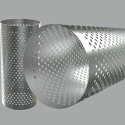 Cylindrical Perforated Sheet