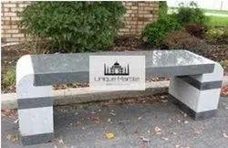 Beautiful Granite Bench