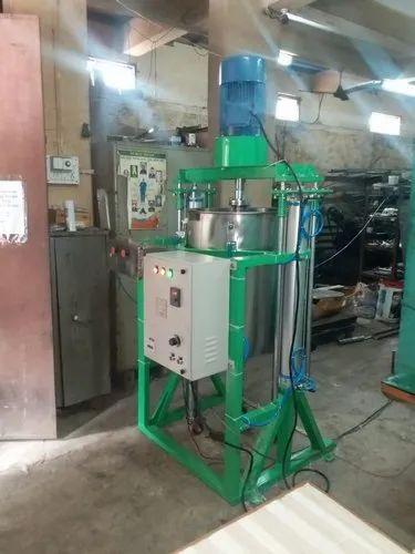 IBC Mixer - Pneumatic Agitator Manufacturer from Nashik