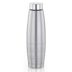 Stainless Steel Style Water Bottle