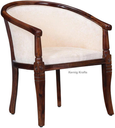 Upholstery Cushion and Wooden Hotel Dining Chair