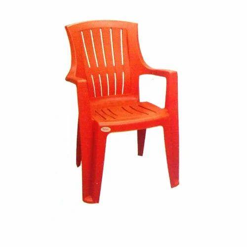 Orange Supreme Turbo Chair