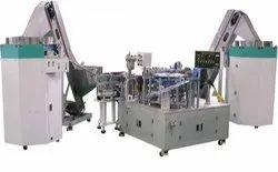 Full Automatic Disposable Syringe Needle Assembly Machine