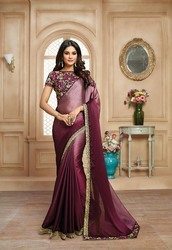 Designer Heavy Work Saree