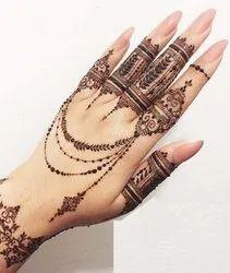 Online Bridal Mehendi Service