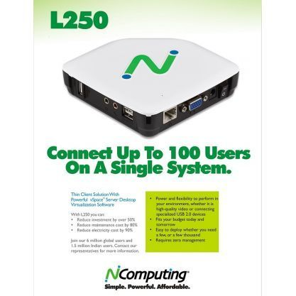 Thin Clients - HP t510 WES09 Thin Client Service Provider from
