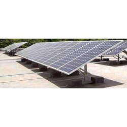 500 KW Solar Power Plant