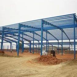 Steel Pre Engineering Building Structure
