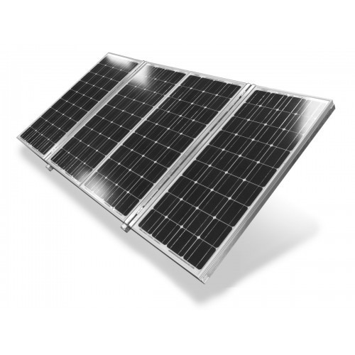 Solar Power Plant 1 Kw On Grid Solar System Specification Manufacturer From Delhi