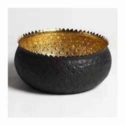Decorative Iron Bowl