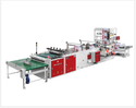 Fully Automatic Patch Handle Bag Making Machine