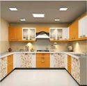 Acrylic High Gloss Finishing Interior, Warranty: 10-15 Years