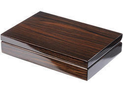 Orient Cards Contemporary Polished Wooden Box