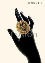 Traditional Antique Designer Finger Ring