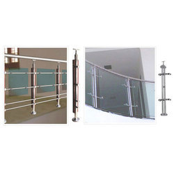 Stainless Steel Railing Pillar