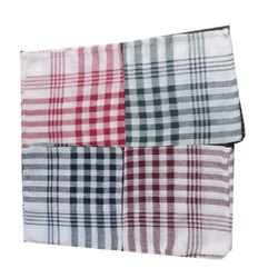 Cotton Check 18X18 Inch Kitchen Napkin