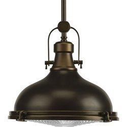 Nexus Glass LED Pendant Light, 24 Watt
