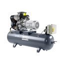 LF Industrial Oil Free Aluminum Piston Compressors